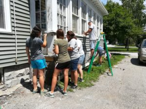 Vermont Missions Trip - 2018